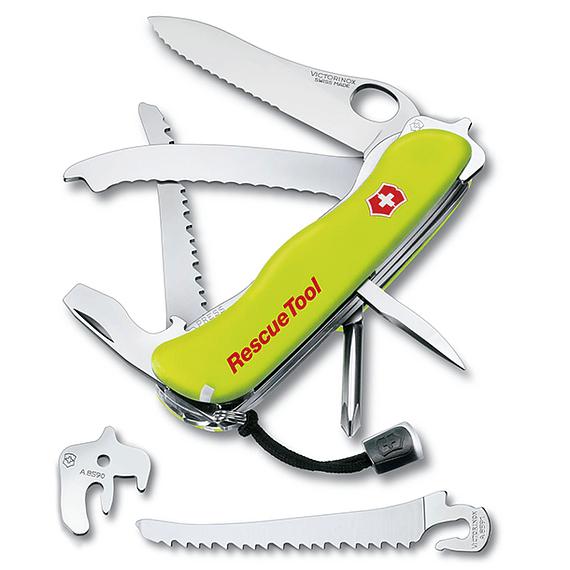 Cortapluma Victorinox Rescue Tool 13 Funciones 111mm- Image 2