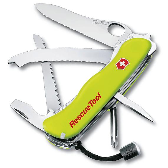 Cortapluma Victorinox Rescue Tool 13 Funciones 111mm- Image 1