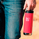 Botella Térmica Klean Kanteen 473ml (16oz) Insulated TKWide Berry Bright - Image 4