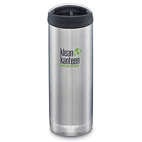 Botella Térmica Klean Kanteen 473ml (16oz) Insulated TKWide Brushed