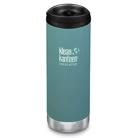 Botella Térmica Klean Kanteen 473ml (16oz) Insulated TKWide Emerald Bay- Image 1