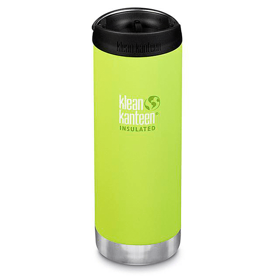 Botella Térmica Klean Kanteen 473ml (16oz) Insulated TKWide Juicy Pear- Image 1