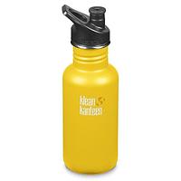 Botella Hidratación Klean Kanteen 532ml (18oz) Classic Lemon Curry