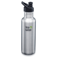 Botella Hidratación Klean Kanteen 798ml (27oz) Classic Brushed
