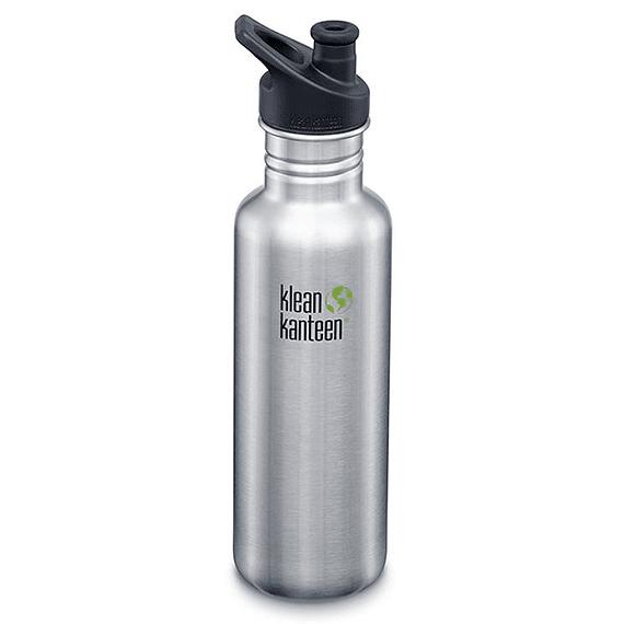 Botella Hidratación Klean Kanteen 798ml (27oz) Classic Brushed- Image 1