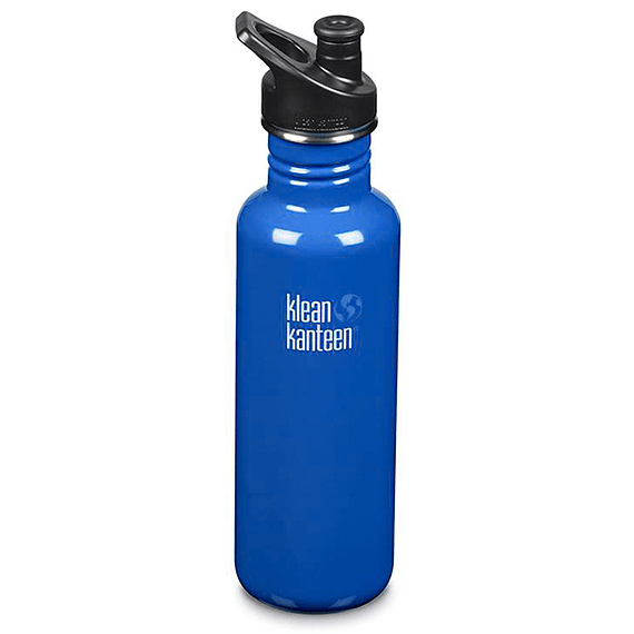 Botella Hidratación Klean Kanteen 798ml (27oz) Coastal Waters- Image 1