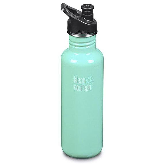 Botella Hidratación Klean Kanteen 798ml (27oz) Sea Crest- Image 1