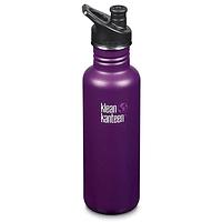 Botella Hidratación Klean Kanteen 798ml (27oz) Winter Plum