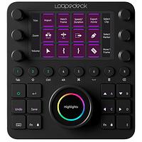 Consola Edición Loupedeck Creative Tool