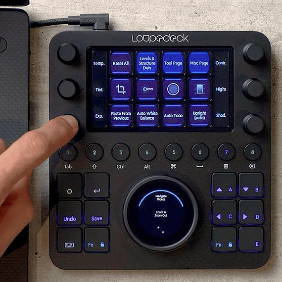 Consola Edición Loupedeck Creative Tool- Image 8