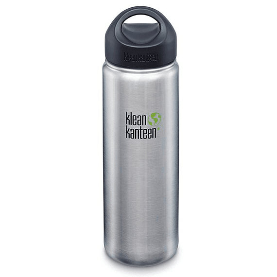 Botella Hidratación Klean Kanteen 798ml (27oz) Wide Brushed- Image 1