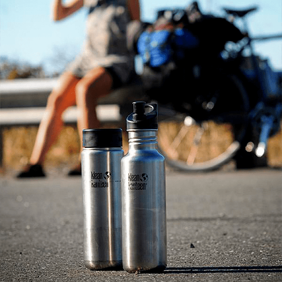 Botella Hidratación Klean Kanteen 798ml (27oz) Wide Brushed- Image 4