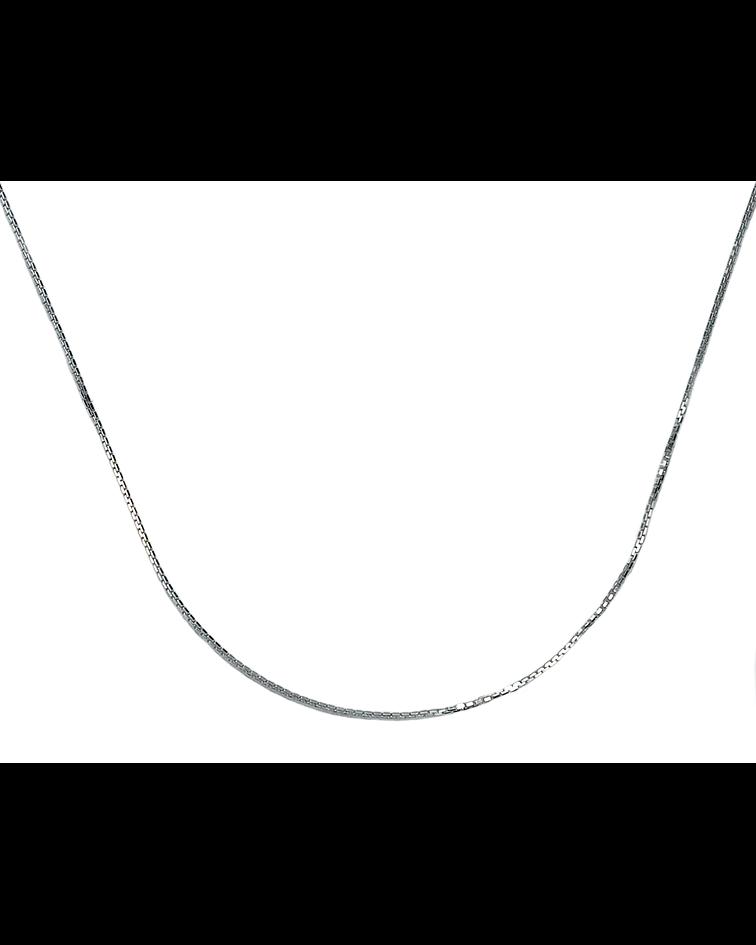Cadena Veneciana 50cm  Plata Fina 925