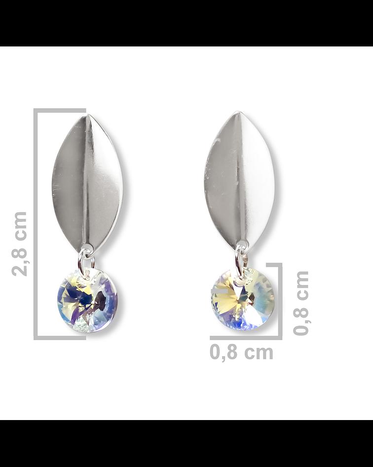 Aros Cristal Austriaco Aurore Boreale
