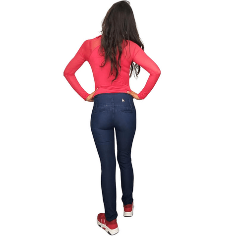 Jeans Colombiano JE0203 Azul Angel Jeans