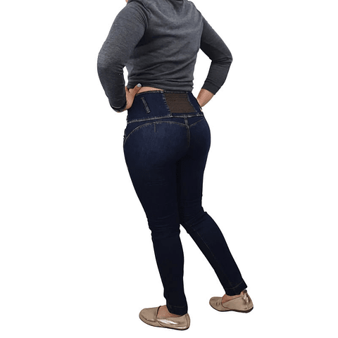 Jeans Colombiano JE5046 Azul Angel Jeans