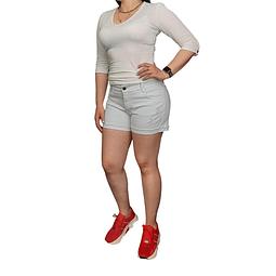 Blusa Colombiana Amalia Blanco Daxxys