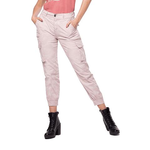 Jeans Colombiano Cairo Dril Rosa Autonomy