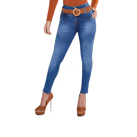 Jeans Colombiano Kimberly Celeste Daxxys Jeans