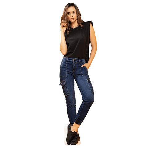 Jeans Colombiano Tara Azul Autonomy