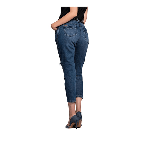 Jeans Colombiano Gema Azul Autonomy