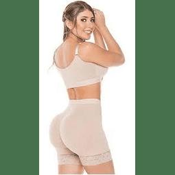 Faja Short Colombiana 316-2 Beige Salome