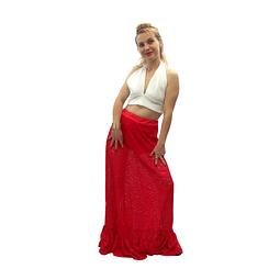 Conjunto Colombiano Grecia Rojo Bartolomeo