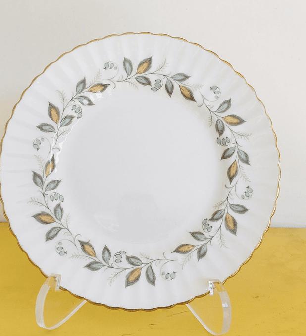 Paragon, Inglaterra, plato de torta, 1960 - 1963