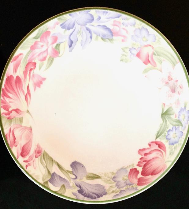 Royal Albert, Inglaterra, 'Fonteyn', pocillo 13 cms diam., 1983