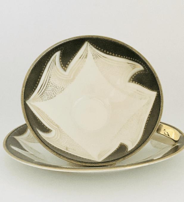 Winterling, Bavaria, Alemania, 'Elfenbein', Alemania, taza  de té/café, 1935 - 1950