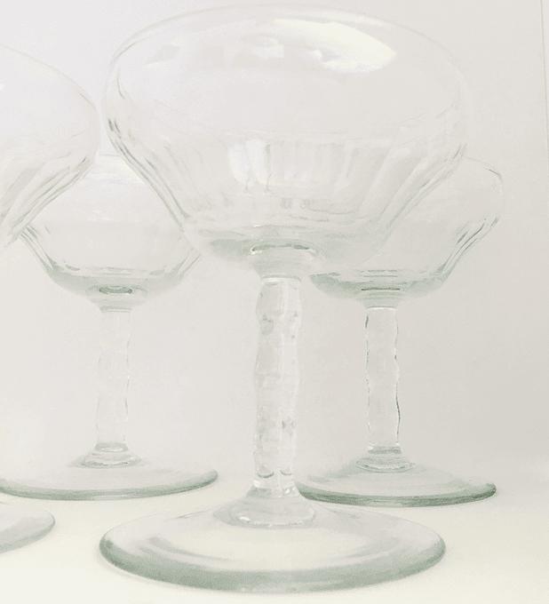 Cristal Yungay, Chile, Copas de espumante