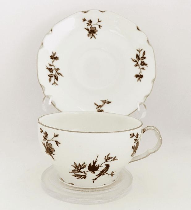 A. V. G., Taza de café, principios siglo XX