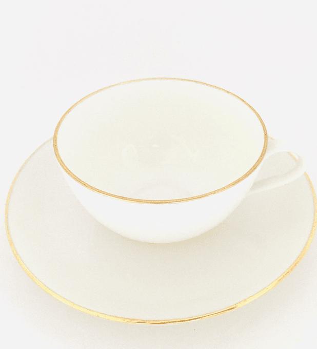 Rörstrand, Suecia, taza de espresso/moka, 1950's