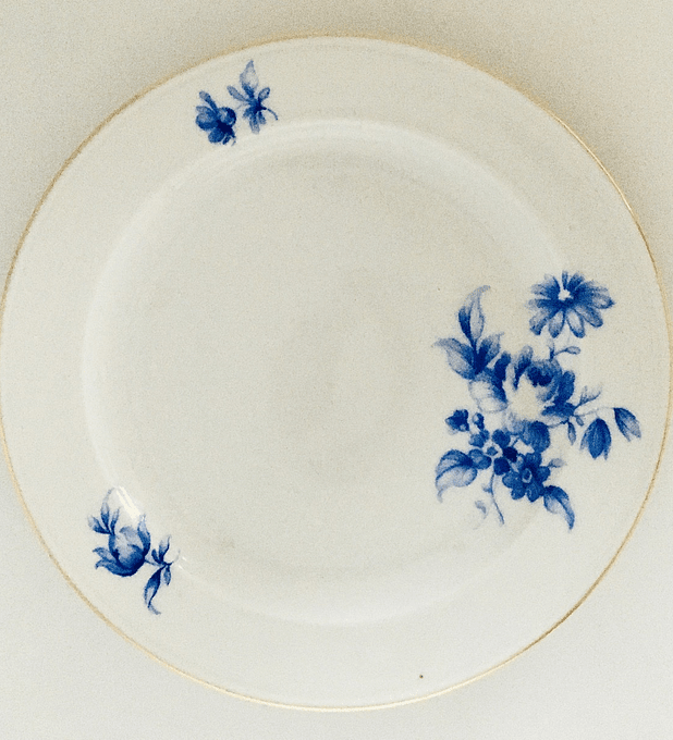 Porzellanmanufaktur Arzberg, Bavaria, Alemania, plato de torta/pan 15 cm, 1930'a