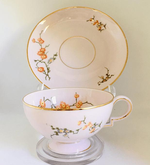 Jean Haviland, Alemania, Bavaria, taza de té, 1920's - 1930's
