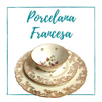 Porcelana Francesa