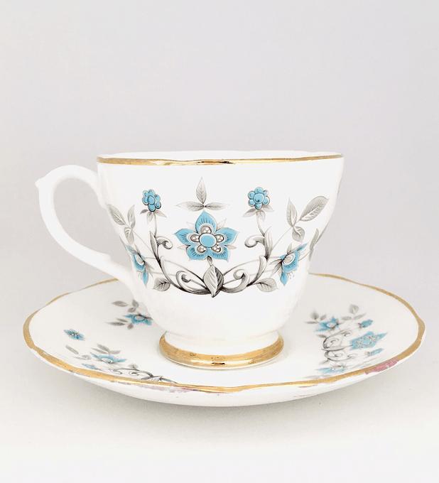 Princess, Inglaterra, taza de té, 1960's - 1970's