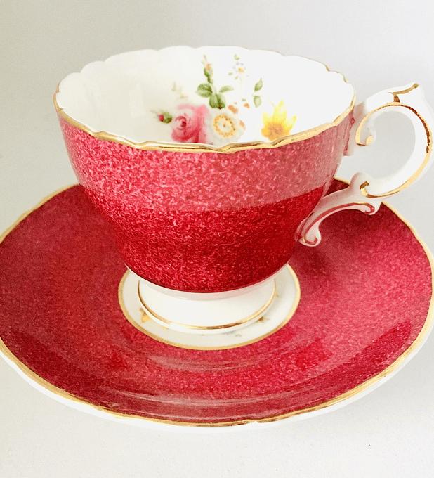 Couldon, Inglaterra, taza de café, 1920's