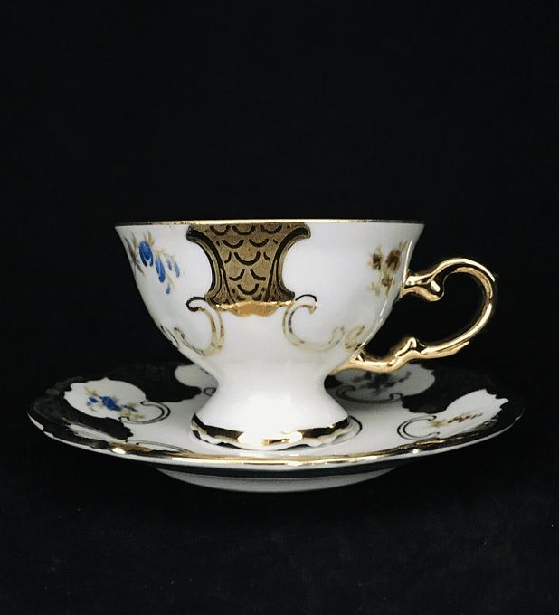 Mitterteich, Bavaria, Alemania, taza de moka/espresso, 1931 - 1945