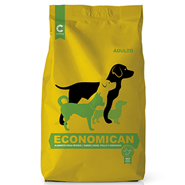 Economican Perro Adulto 25k
