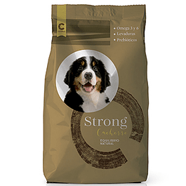 Strong  Cachorro 10-25 kg.