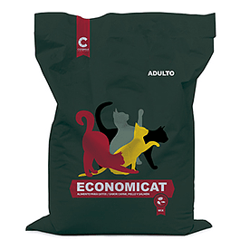 Economicat Mix Gato Adulto 15-25 kg.