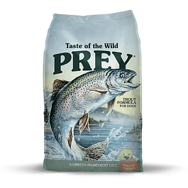 Taste of The Wild Prey Trout Formula Perro