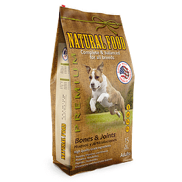 Natural Food Dog Joints and Bones 15k