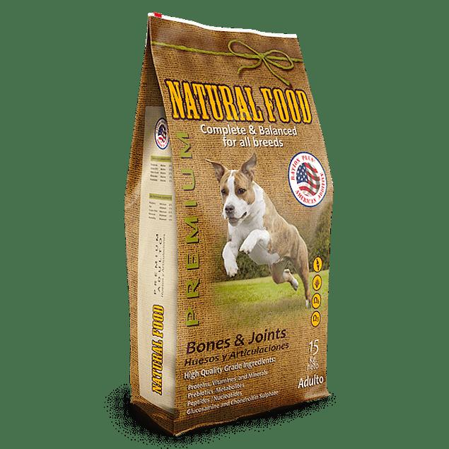 Natural Food Dog Joints and Bones 15k