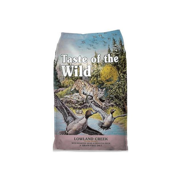 Taste of the Wild Lowland Creek 6,6 kilos