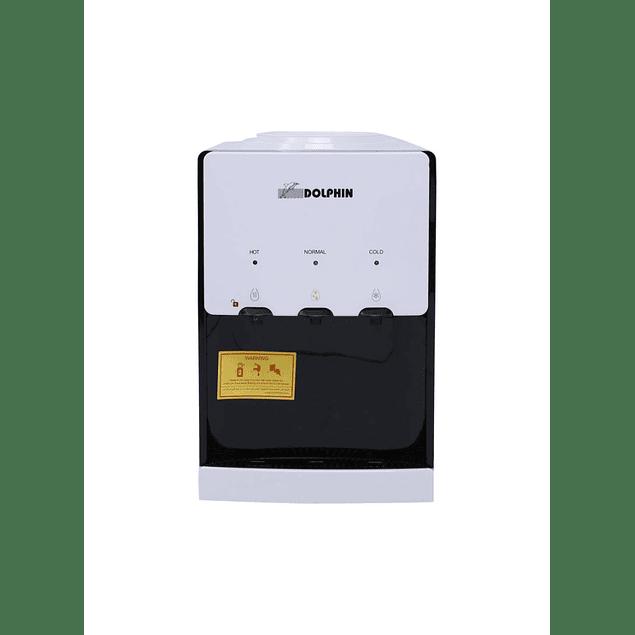 Pack Dispensador compresor de sobremesa + 3 bidones de 20 lts.