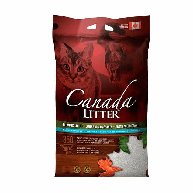 Canada Litter Arena para Gatos 18k