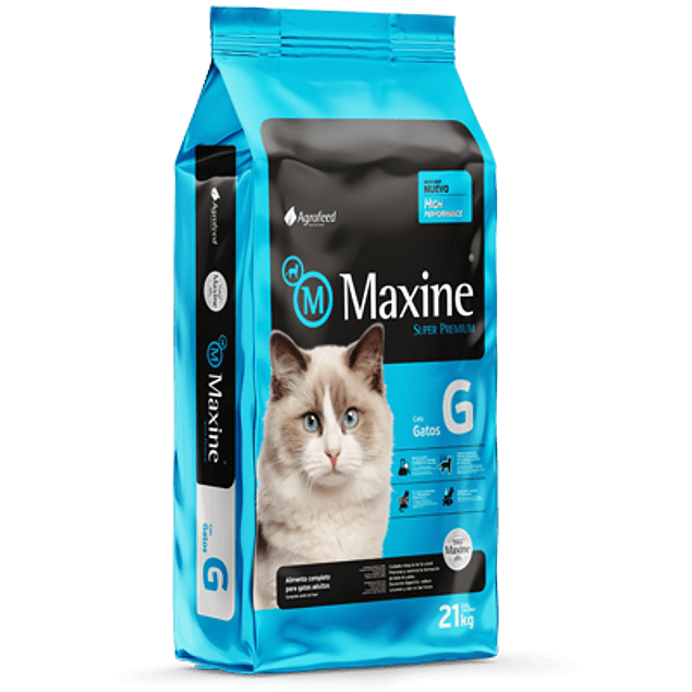 Maxine Gato Adulto 7,5 kilos