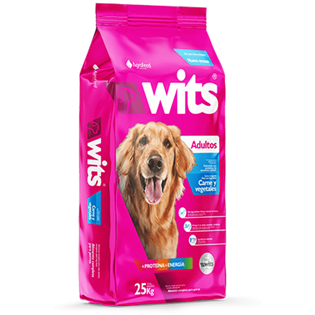 Wits Perro Adulto 25 kilos